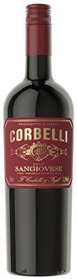 Vinho Corbelli Sangiovese Puglia IGT