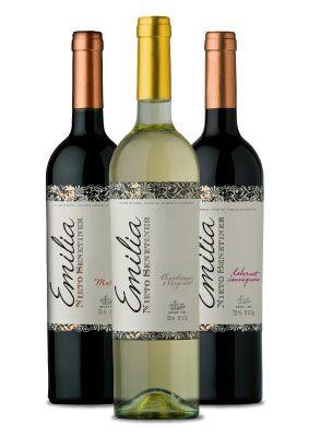 Confraria Novembro 2018: Especial Emilia Nieto Senetiner Malbec + Cabernet Sauvignon + Chardonnay e Viognier
