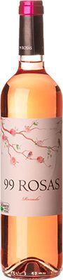 Vinho 99 Rosas Rosé