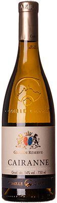 Vinho Cave de Cairanne La Réserve Blanc