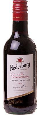 Vinho Nederburg Winemaster´s  Cabernet Sauvignon de 250 ml