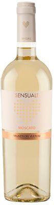 Vinho Sensuale Moscato Basilicata