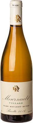 Vinho Marc Rougeot-Dupin Meursault