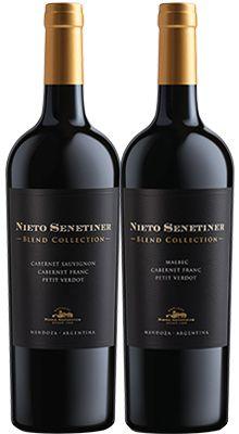 Confraria Março 2020:  Nieto Blend Collection Malbec +  Nieto Blend Collection Cabernet Sauvignon