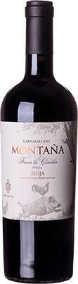 Vinho Montaña Garnacha