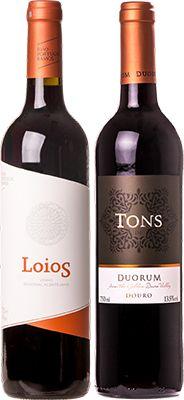 Confraria Novembro 2020: Especial Portugal Loios Tinto + Tons de Duorum