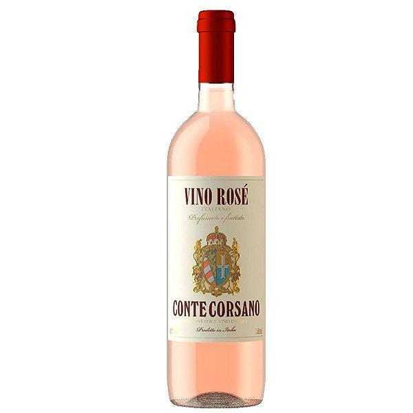 Vinho Conte Corsano Rosato