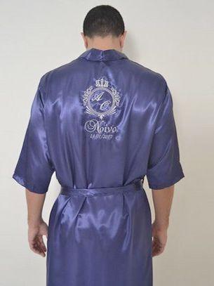 Robe Masculino Personalizado