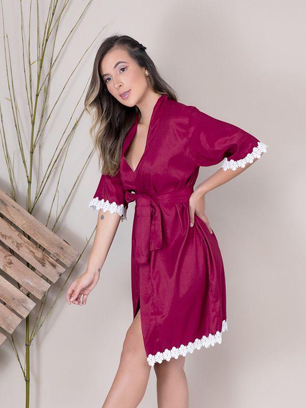 Robe Classic Marsala