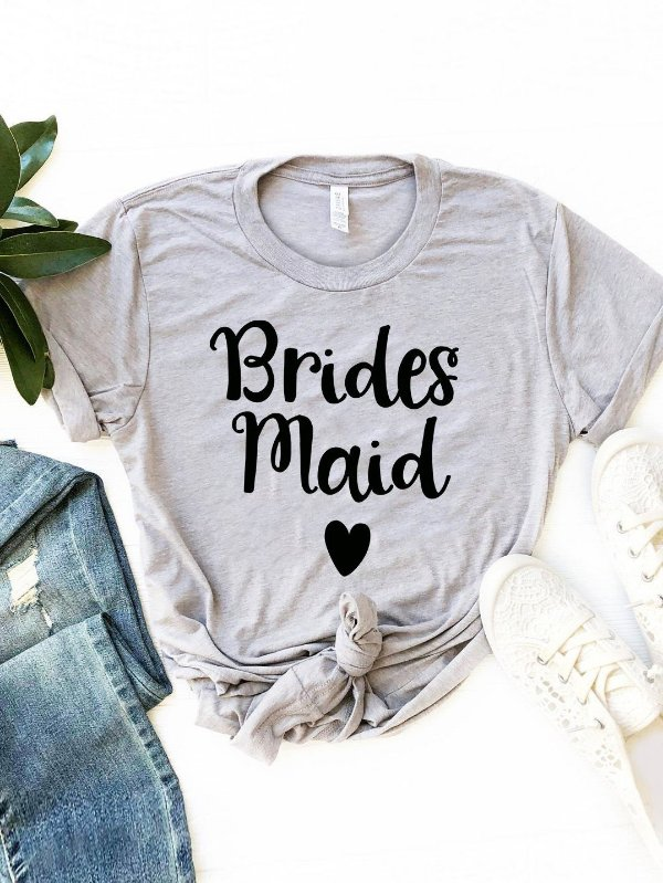 Camisa Bridesmaid