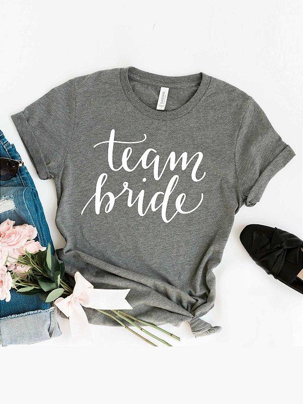Camisa Team Bride