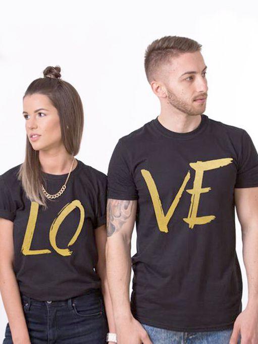 Camisa Casal Love