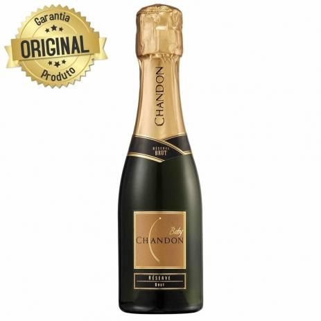 Espumante Chandon Baby Réserve Brut 187ml