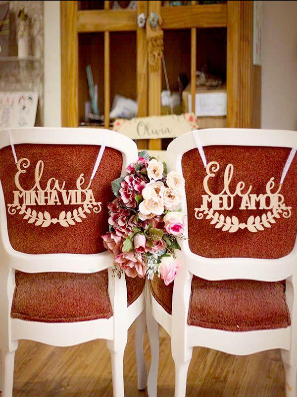 Placa Cadeira