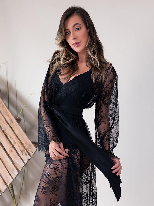 Robe Amélie Longo