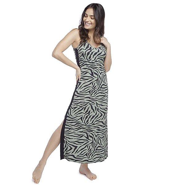 Camisola Regata Longuete Zebra Lounge