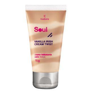 Creme Hidratante Para as Mãos Vanilla Irish Cream Twist