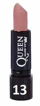 Batom Matte Queen Make Up