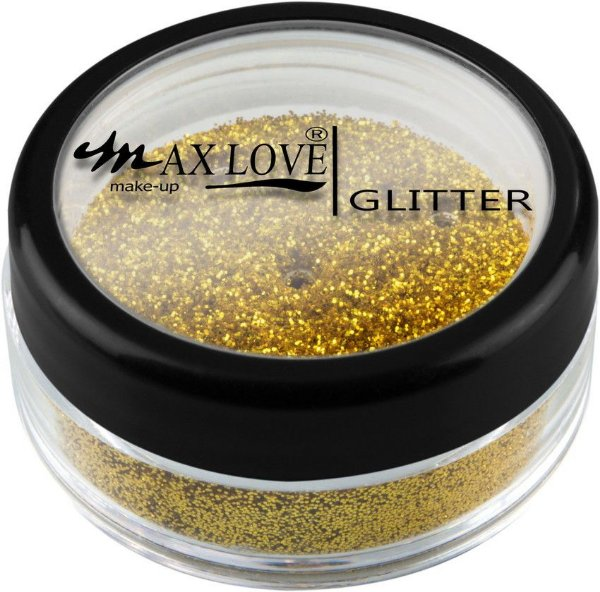Glitter Dourado Max Love