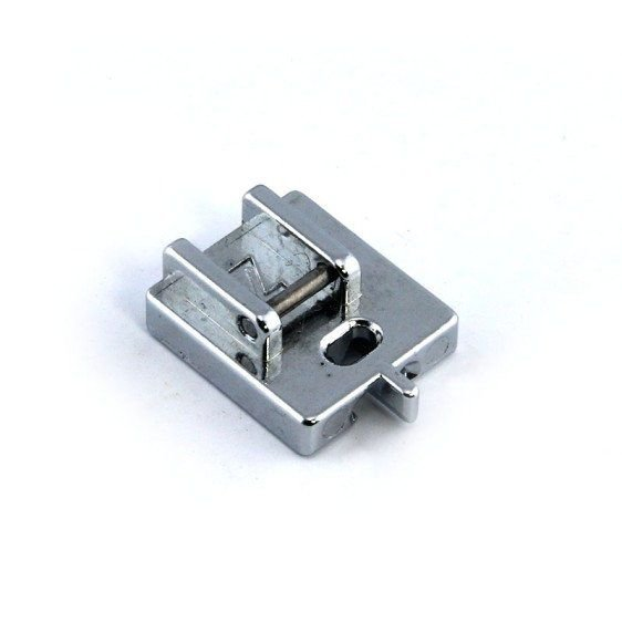 Calcador / Sapatilha para Aplicação de Zíper Invisível Com Guia