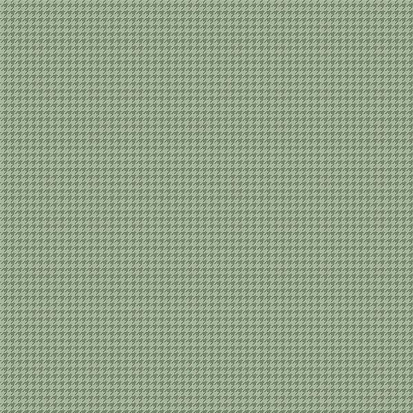 Tecido Tricoline Micro Pied De Poule Verde Musgo - Fundo Verde Claro - Preço de 50 cm x 150cm