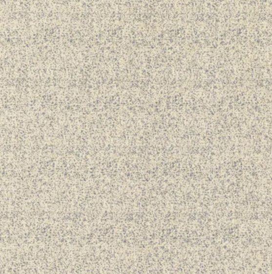 Tecido de Linho para Patchwork - Textura Azul - Coleção Rose Garden - Preço de 50 cm X 140 cm