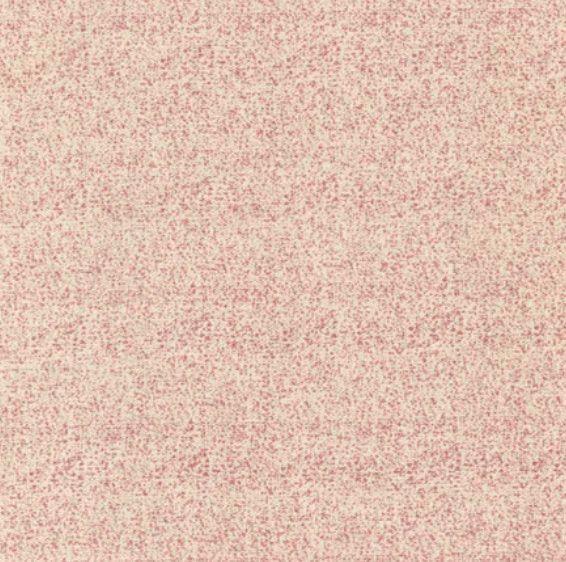 Tecido de Linho para Patchwork - Textura Rosê - Coleção Rose Garden - Preço de 50 cm X 140 cm