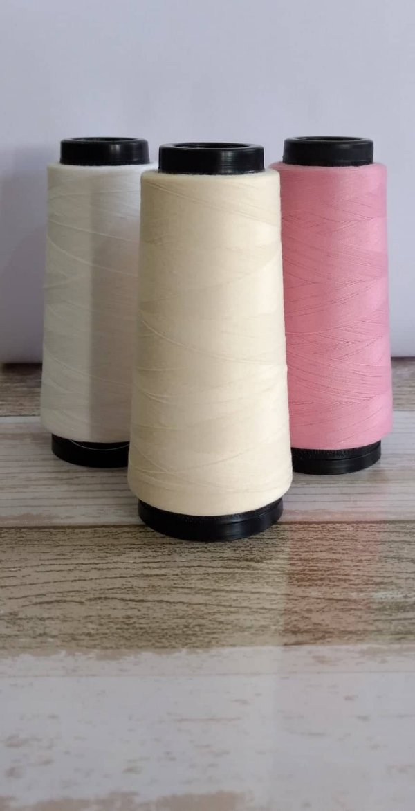 Linha Costura Reta Bonfio - 1500 Jds - Fio 120 - Poliéster
