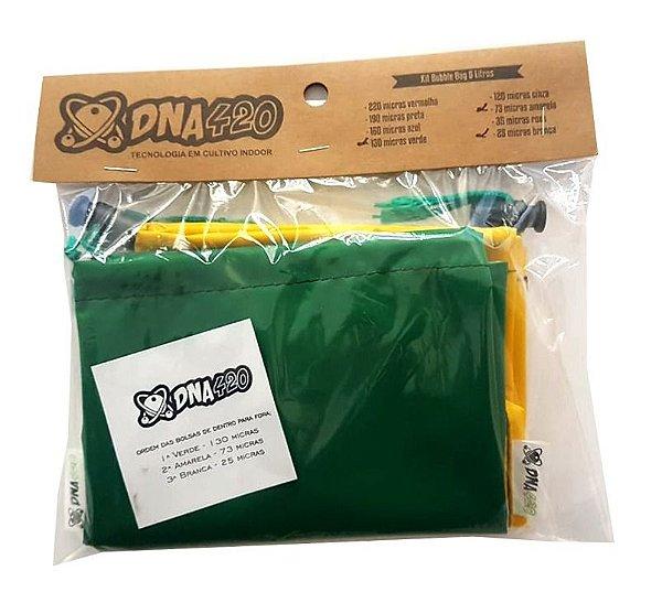 Kit Bubble Bag 18 Litros - 3 Bags