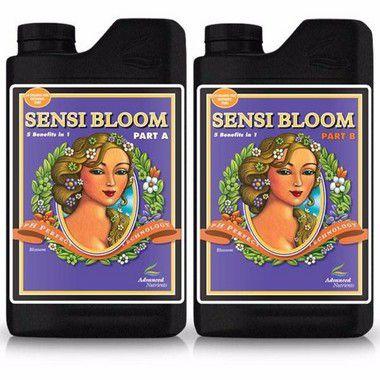 Fertilizante Sensi Bloom A e B
