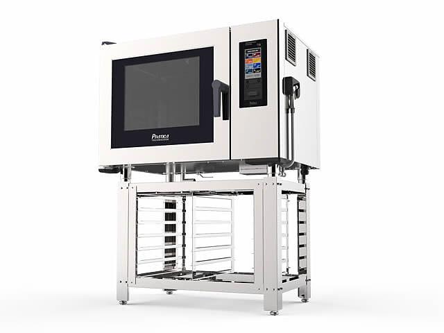 FORNO COMBINADO TSI 6 - TECHNICOOK SYSTEM INTELLIGENT
