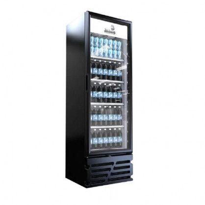 Geladeira Expositora de bebidas vertical 454L Preto VRS16 - Imbera