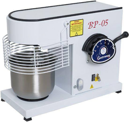 BP 5 - BATEDEIRA PLANETARIA 05litros MONOF. 1/3CV  Bivolt automático