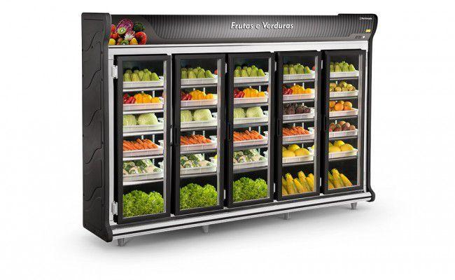 Auto Serviço  frutas e verduras ASFV3000