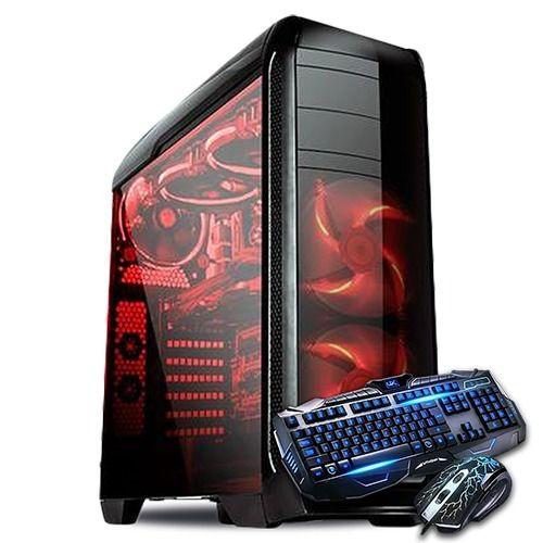 CPU Amd A4 6300 3.7 Ghz Gta 8gb 500w + Gtx 1050 2GB DDR5