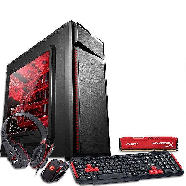Computador PC Gamer A8 7650K Barato Amd 8GB Radeon R7 2GB