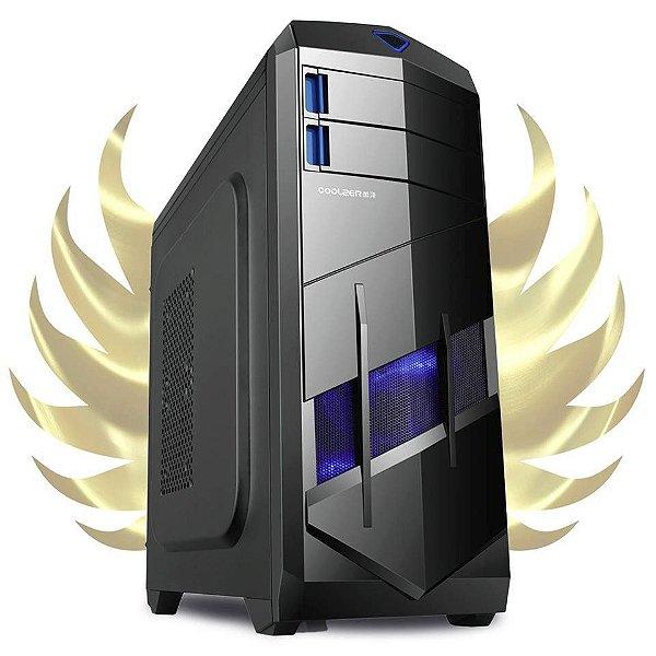 Cpu Pc Computador Gamer Barato A4-4000 3.2 Ghz +wi-fi+led
