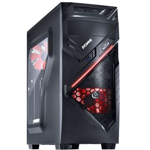 Cpu Gamer Amd A44000 3.2ghz 8gb Radeon 7480d Hd500gb+wi-fi