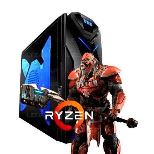 Pc Gamer Ryzen 7 1700 1tb/8gb Ddr4/hdmi Wi-f
