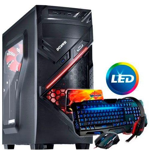 Pc Cpu Gamer Intel G4560 4gb Gt1030 Ddr5desktop