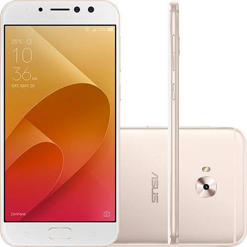 Smartphone ASUS ZenFone 4 Selfie 3GB/32GB Dourado