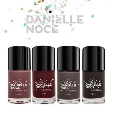 Esmalte Danielle Noce by Latika Coleção Inverno