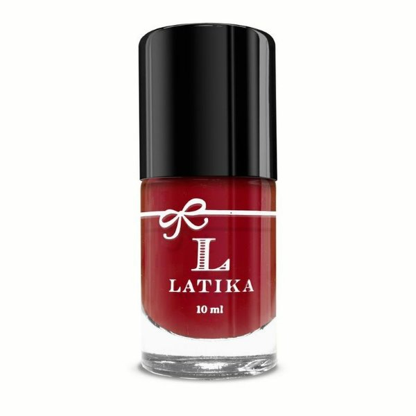 Esmalte Latika Vermelho Cherry