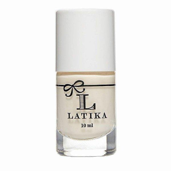 Esmalte Latika Branco Vanilla Ice Cream