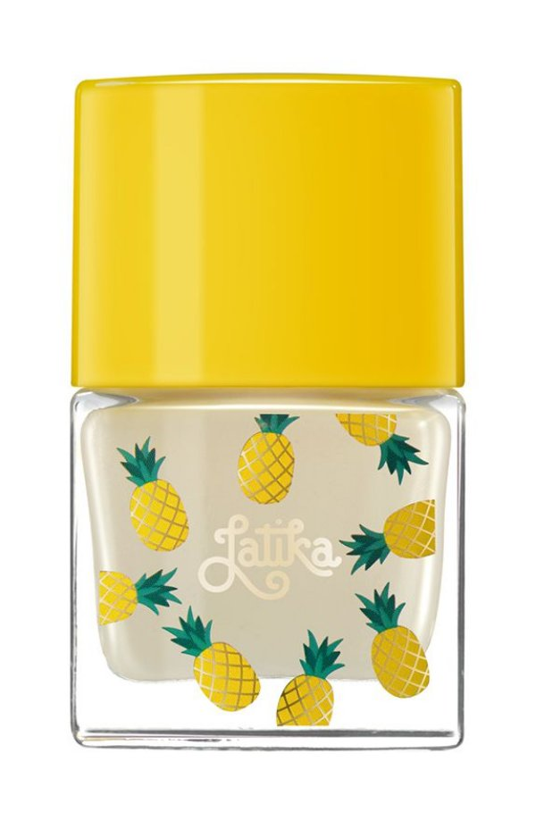 Latika Nail Branco Piña Dream