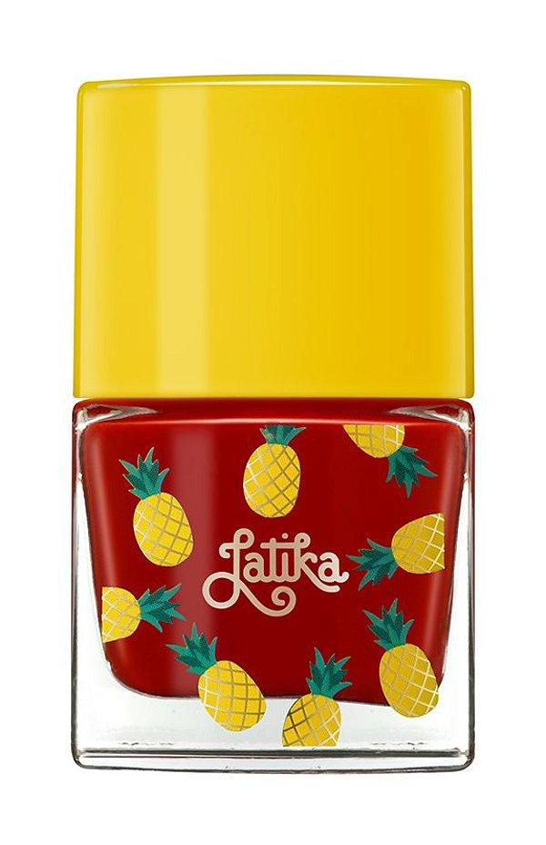 Latika Nail Vermelho Piña Joy