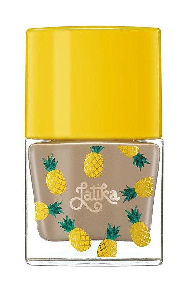 Latika Nail Nude Piña Juice