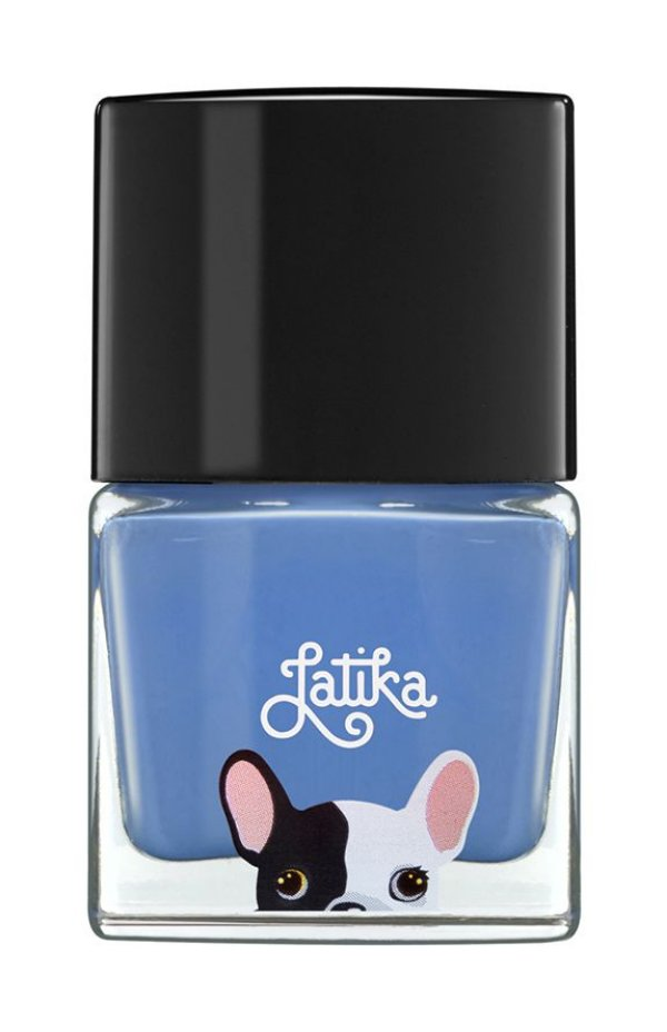 Latika Nail Azul Puppy Ciel