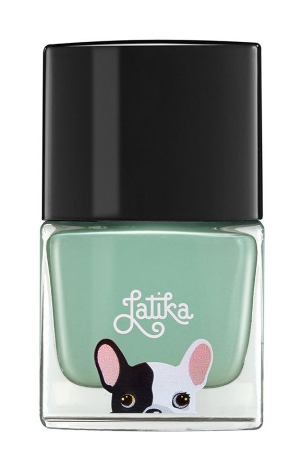 Latika Nail Verde Puppy Mint