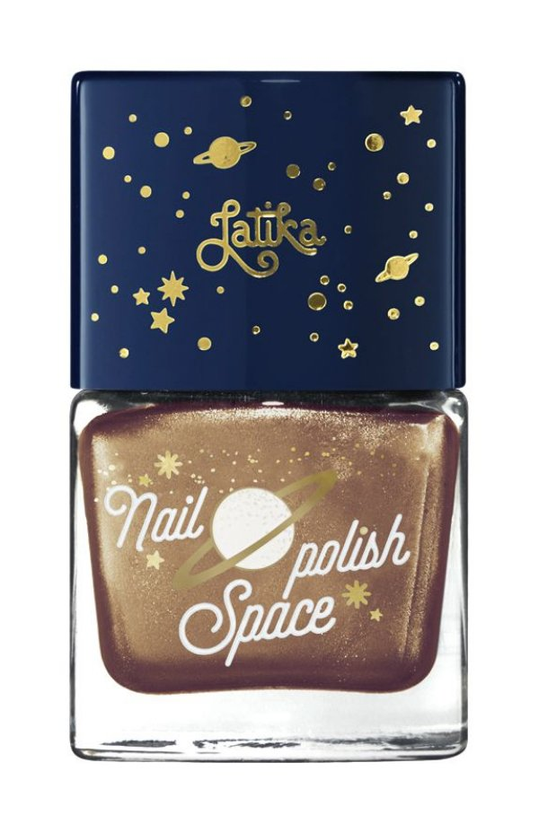 Latika Nail Space Marrom Little Star
